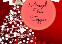Christmas Angels Tree Toppers