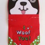 Dog Bandana - I Woof You