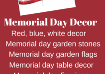 Decoration Ideas For Memorial Day