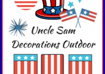 Uncle Sam Decorations Outdoor