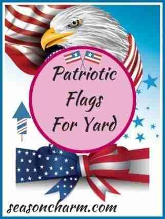 Patriotic Flags For Yard