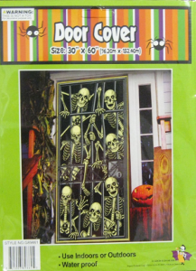 Best Spooky Halloween Zombie Door Covers Holiday D 233 Cor