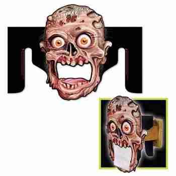 Zombie Toilet Paper Dispenser Cover