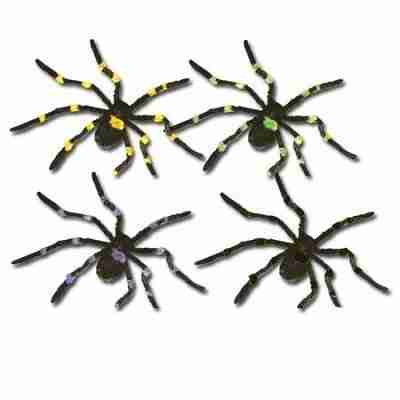 50 Inch Giant Posable Hairy Spider