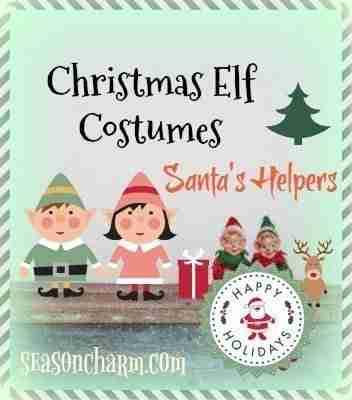 beb581824c0 Christmas Elf Costumes For Women - Santa s Elf Costume Ideas • Holiday  Décor – Season Charm