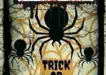 Giant Spiders For Halloween Decorations