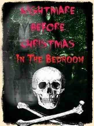 nightmare before christmas bedroom decor ideas holiday. Black Bedroom Furniture Sets. Home Design Ideas