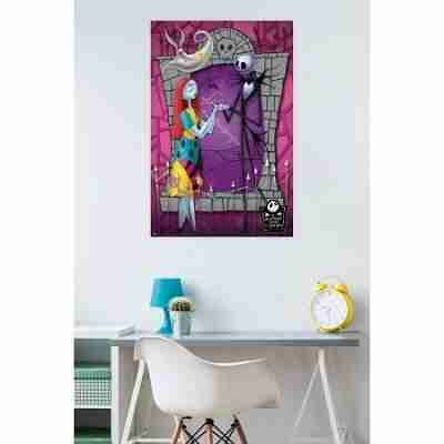 The Nightmare Before Christmas Love Wall Poster