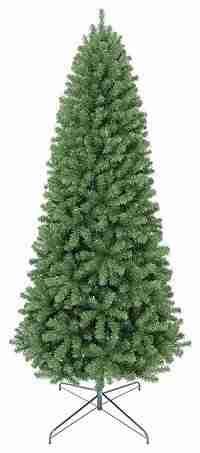 Oncor Eco-Friendly Aspen Fir Christmas Tree 6ft, 7.5 Ft