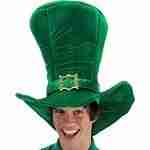 Women's Giant Leprechaun Hat