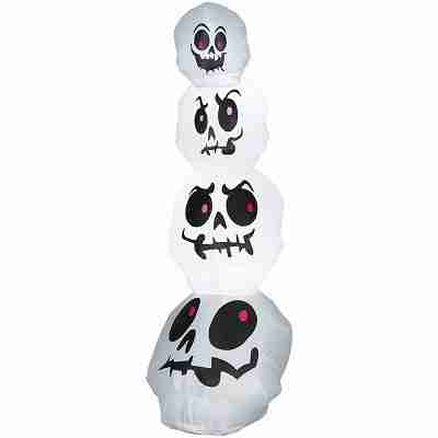 Airblown Inflatables Skull Stack