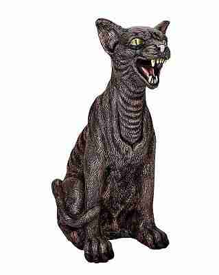 14 inch Zombie Cat - Decorations