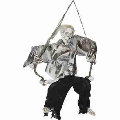 Kicking Reaper On Swing