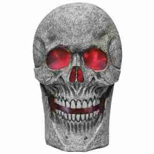 Skull with Lights and Sound
