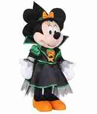 Disney Minnie Mouse Witch Halloween Greeter