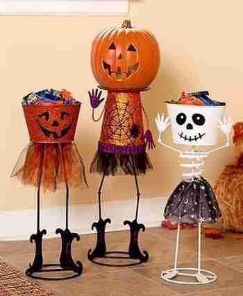 Cute Halloween Greeters