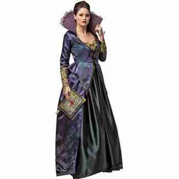 Once Upon A Time Evil Queen Women's Halloween Costume