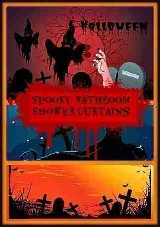 spooky-halloween-haunted-graveyard-bathroom-shower-curtains