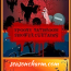 haunted halloween graveyard bathroom shower curtains