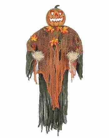 5 Ft Hanging Pumpkin Man - Decorations