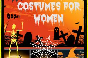 Halloween Horror Costume Ideas For Female