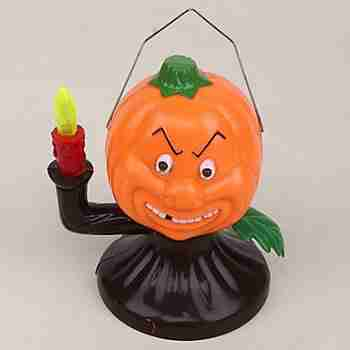 Halloween Pumpkin Hanging Light Lamp
