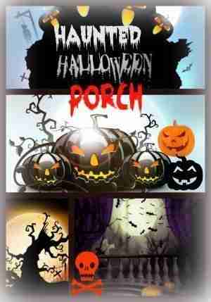 5 Must Have Haunted Halloween Front Porch Decorations