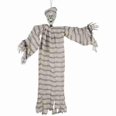 Shaking Lightup And Sound Prisoner Skeleton Ghost