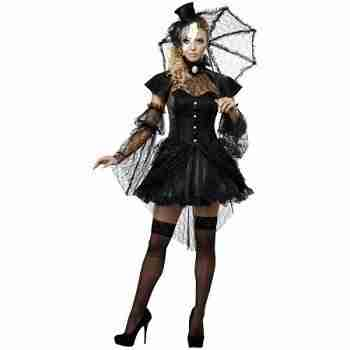 Victorian Doll Women's Adult Halloween Costume