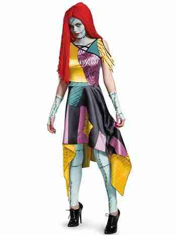 Women's Sally Prestige Costume
