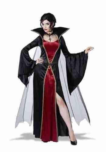 Womens Classic Vampire Costume