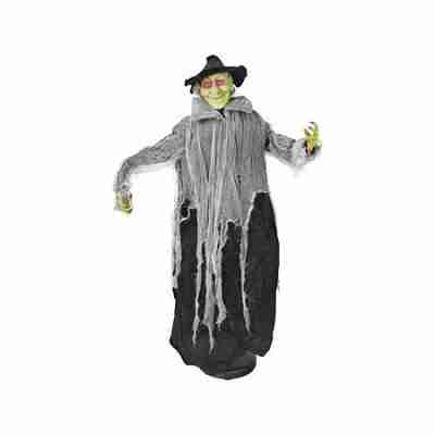 6' Tall Floating Witch Prop
