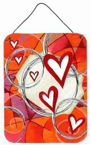 Circle of Love Valentine's Day Wall Door Hanging Prints