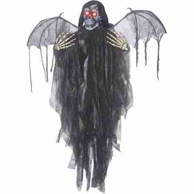 3.5 Ft Hanging Reaper with Wings