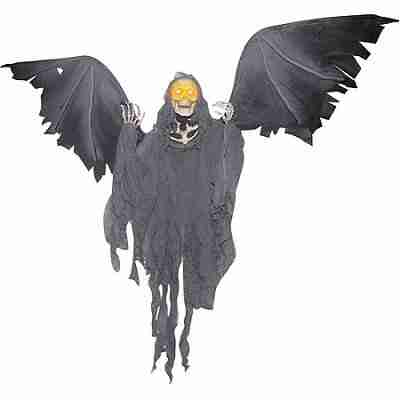 Halloween Animated Wing Reaper
