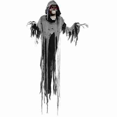 Hanging Reaper 72 Inch Animated Halloween Decoration
