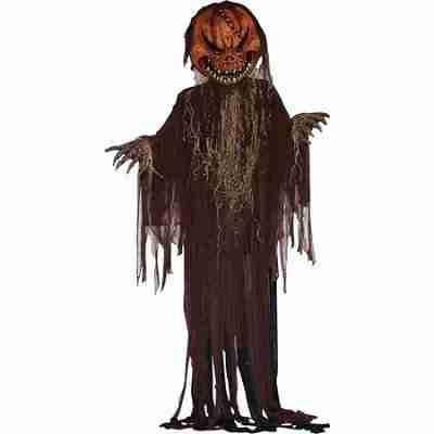 12 ft Scary Pumpkin Halloween Prop