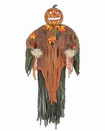 5 Ft Hanging Pumpkin Man