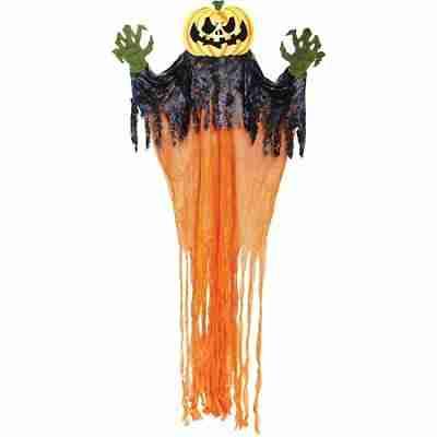 Hanging Pumpkin Halloween Decoration