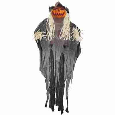 76 Inch Hanging Pumpkin Man