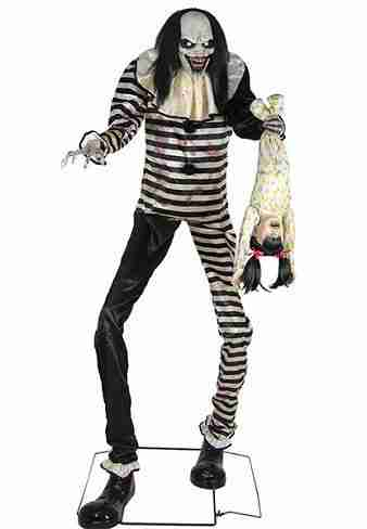 7ft. Sweet Dreams Animated Prop Halloween Decoration