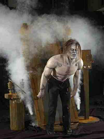 Frankenstein's Assault Deluxe Prop