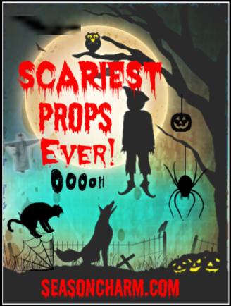 Scariest Halloween Props Ever