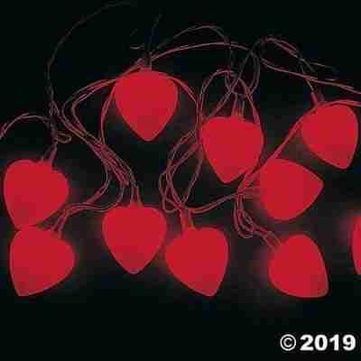 Valentine String Lights