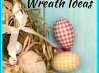 Fun Easter Wreath Ideas
