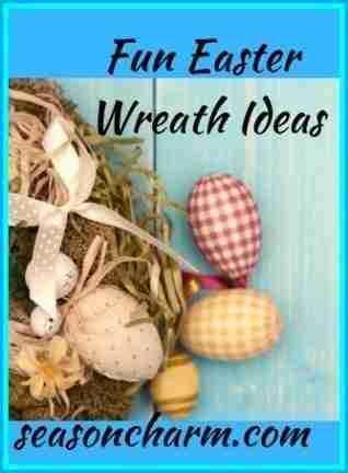 Fun Easter Wreath Ideas