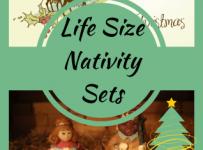 Life Size Nativity Sets