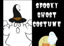 Adult Spooky Ghost Costumes For Halloween